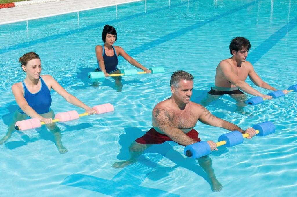Аквааэробика: фитнес для всех