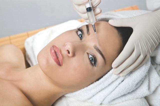 Лечение купероза озонотерапией