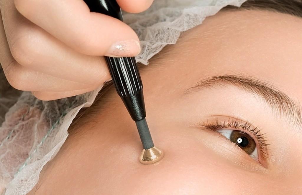 Лечение кожи лица