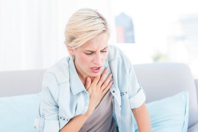 Симптом заболевания ТЭЛА