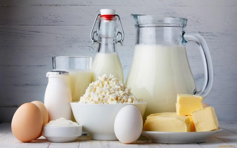 Большая часть молочных продуктов будет вам не доступна из-за атеросклероза