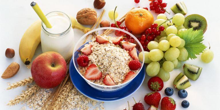 Правильное питание омолаживает организм человека и способствует его восстановлению