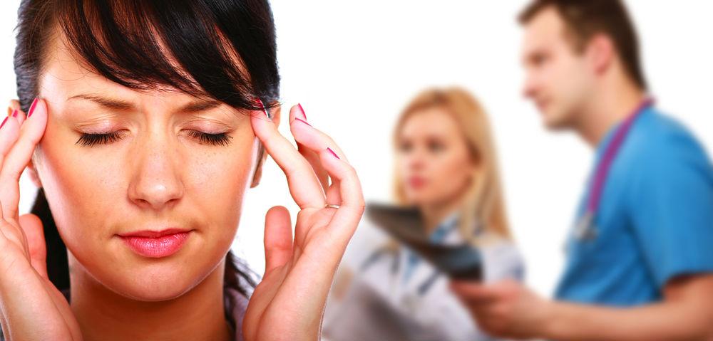 Чаще всего ВСД страдают молодые женщины