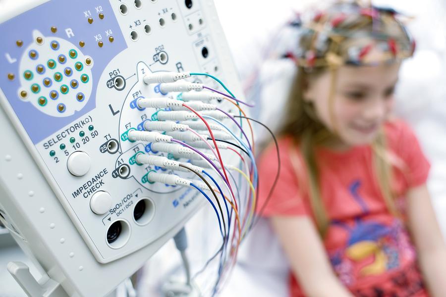 Электроэнцефалография у детей