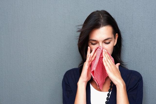 Аллергия может стать причиной ангиодистонии