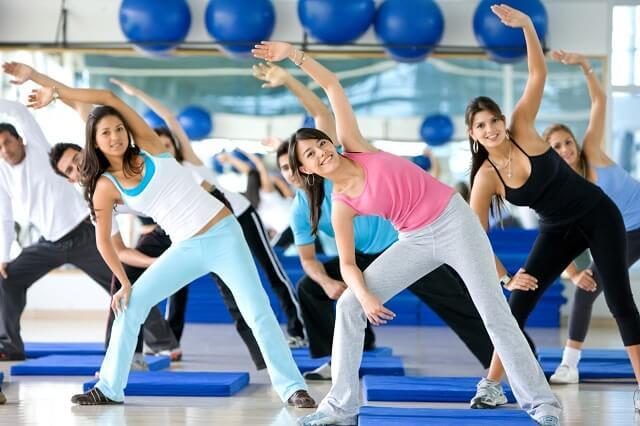 Лечебная физкультура способствует выздоровлению