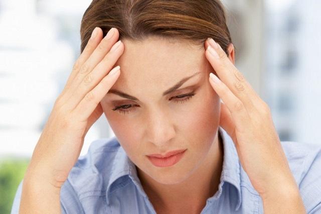 Стрессы ведут к развитию ВСД