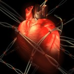 Цианоз губ при инфаркте