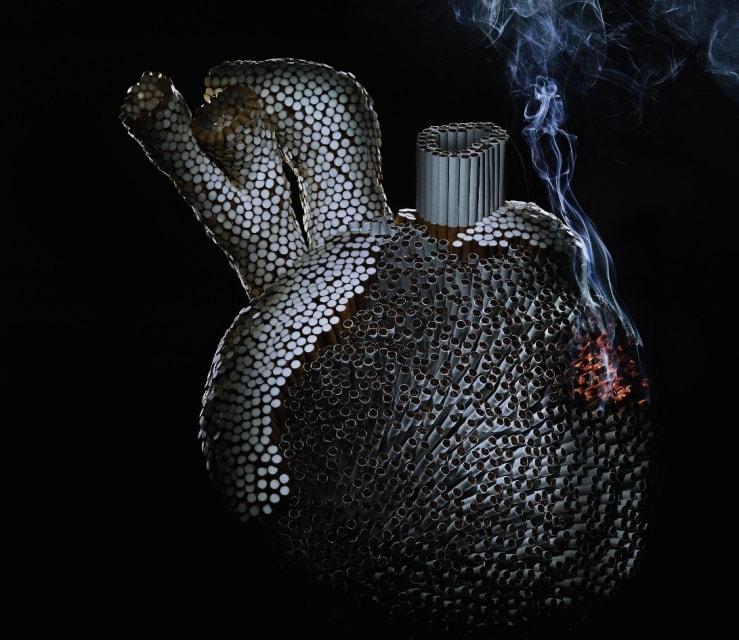 Курение может вызвать инфаркт миокарда