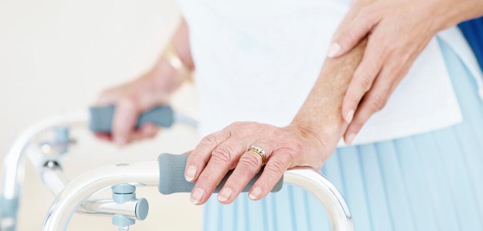 Восстановление больного после инсульта