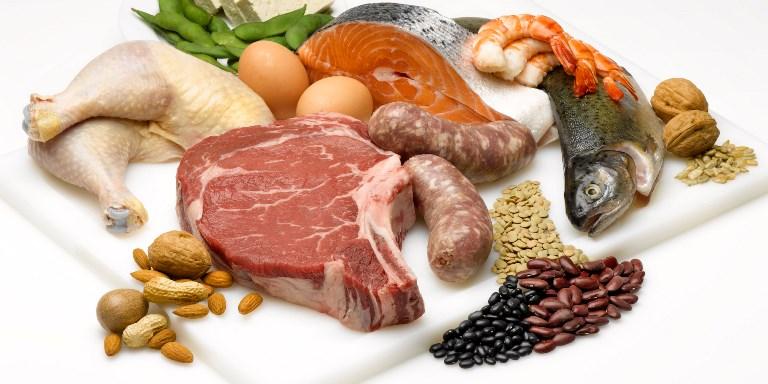 Придерживайтесь установленной диеты