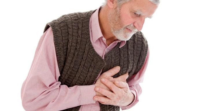Симптомы могут и не проявлять до наступления самого инфаркта