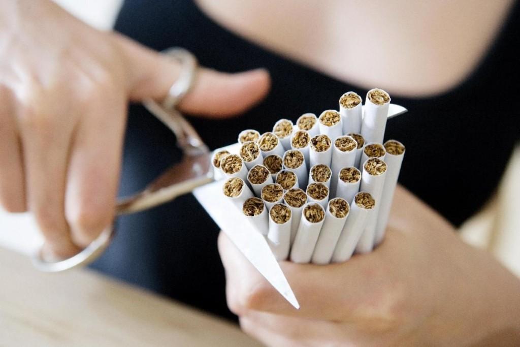 Для укрепления здоровья следует отказаться от вредных привычек