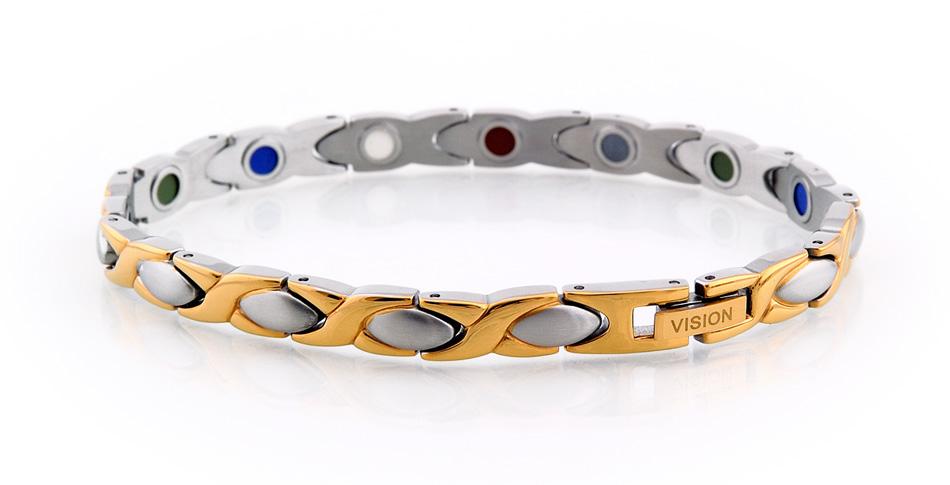 Женский магнитный браслет
