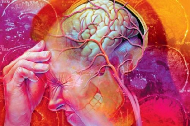 Повышенное давление и боль головы
