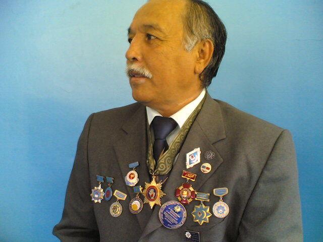 Казахский целитель Балсыхан Юсупов