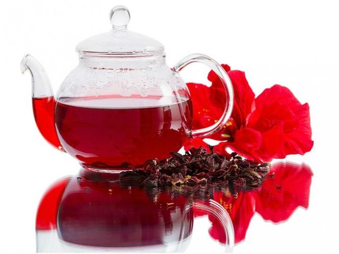 Чай каркаде и давление