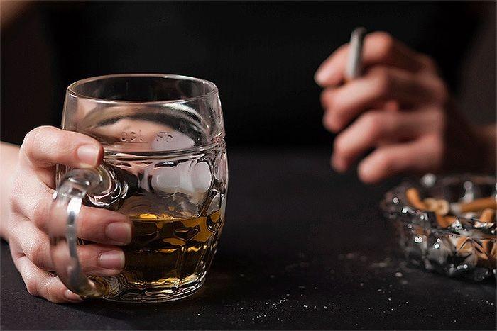 Вредные привычки и их последствия