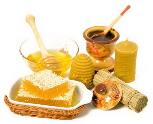 Перед едой необходимо съедать ложку мёда