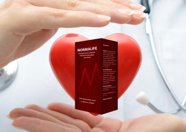 Нормализация артериального давления происходит уже в первые 6 часов