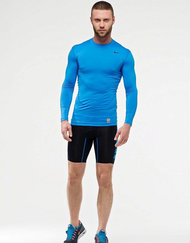 Компрессионное белье — это экипировка для настоящих спортсменов