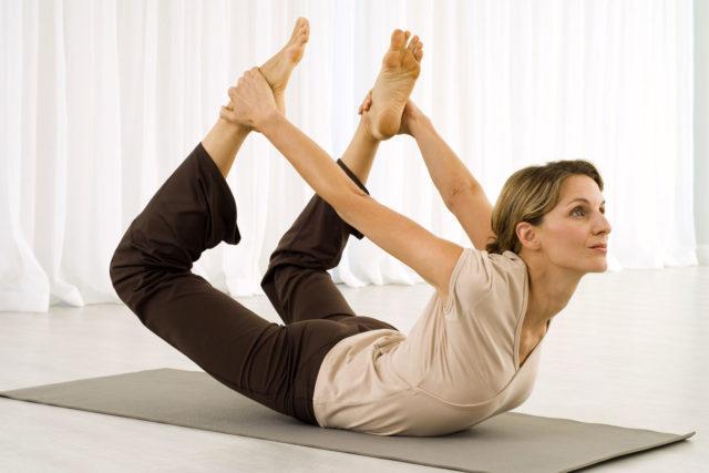 Очень полезны упражнения при ВСД для позвоночника