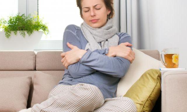 Следует отличать температуру при ВСД от температуры, вызванной другими заболеваниями