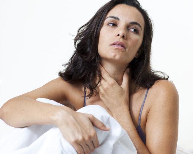 ВСД возникает при стрессах и при нарушении способности контролировать эмоциональное состояние
