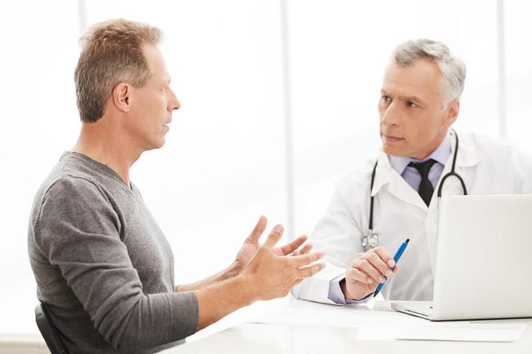 Необходимо проконсультироваться с врачом