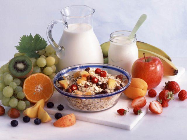 Питание при повышенном давлении должно быть тщательно подобранным и самое главное - сбалансированным