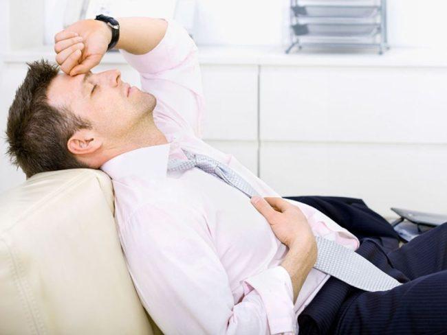 Его нередко используют в лечении за счет успокаивающего действия на центральную нервную систему