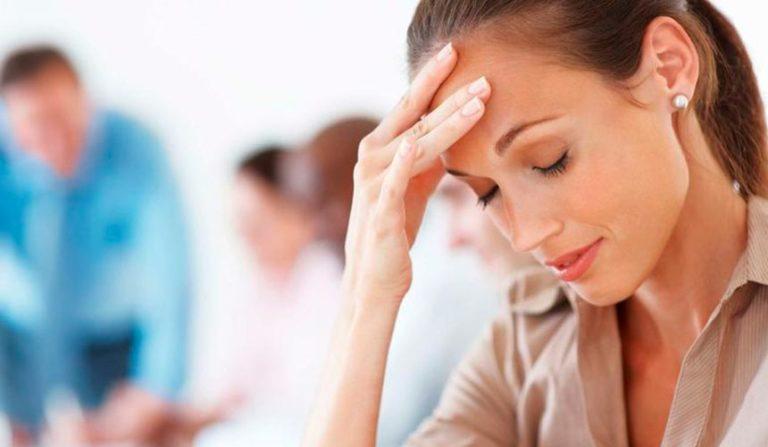 Головная боль при низком давлении чем помочь